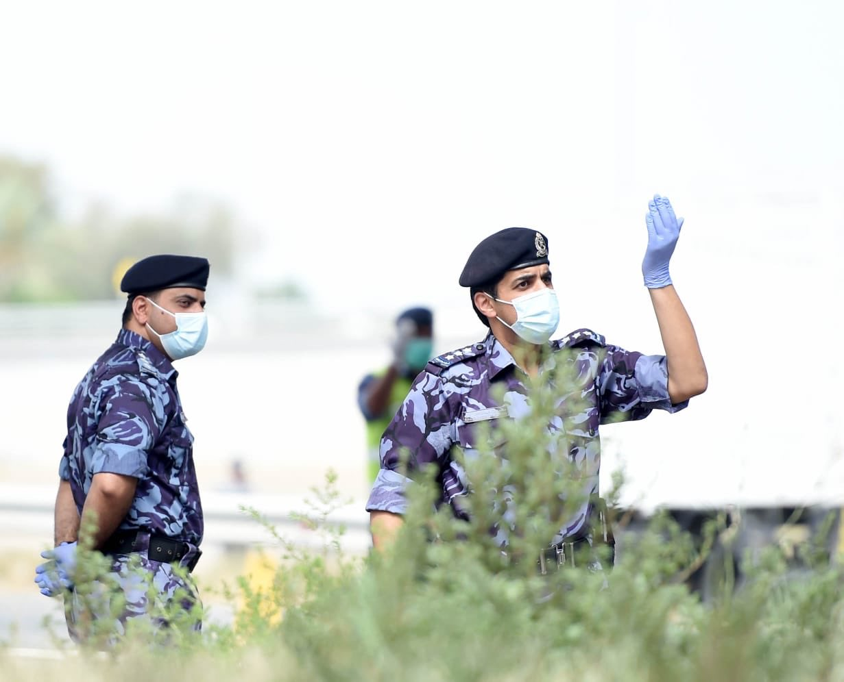 Several persons fined in Oman for not wearing masks