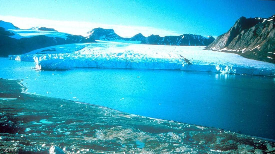 """""""حرائق تحت الجليد"""".. ماذا يحدث في القطب الشمالي؟"""