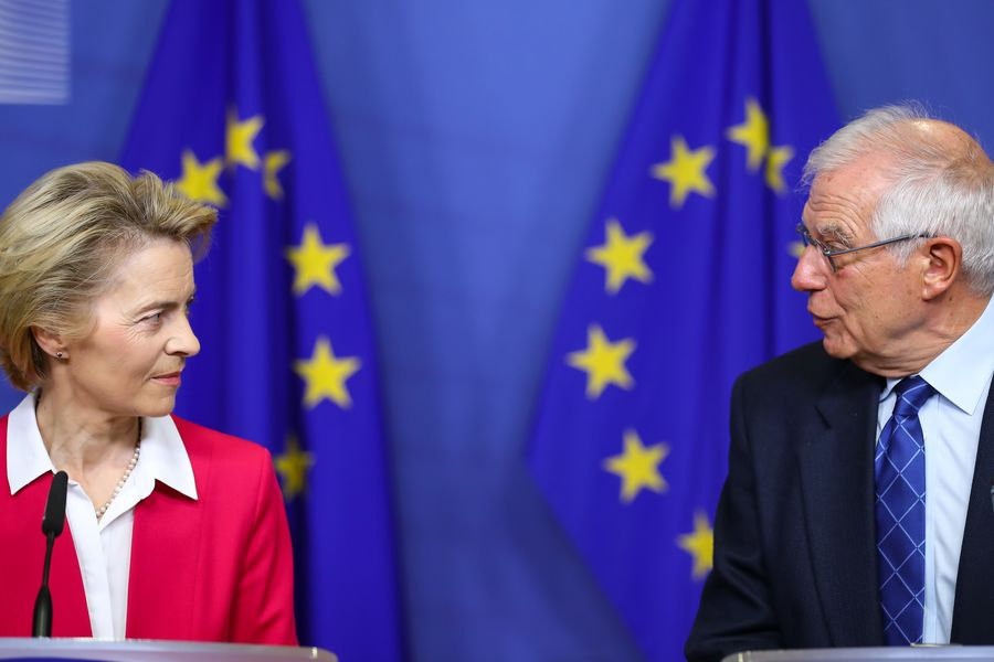 EU reaffirms support to WHO, urges US to reconsider termination