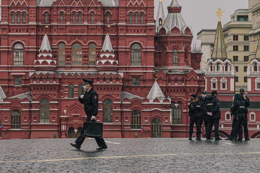 Russia's COVID-19 cases exceed 400,000