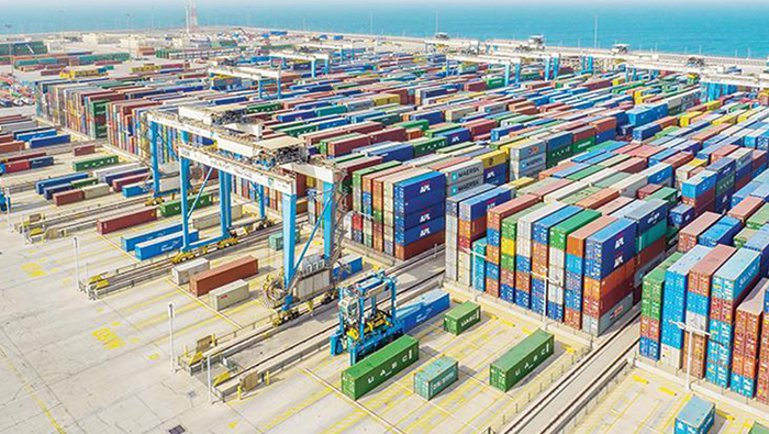 Abu Dhabi's non-oil foreign merchandise trade hits AED37.1 billion