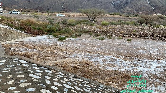 Rain, thundershowers forecast for Oman