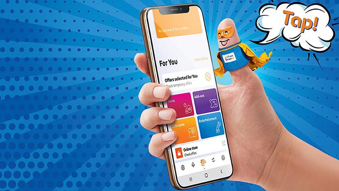 Omantel app provides unmatched digital services