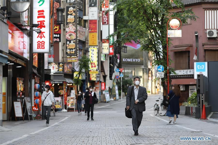Japan govt rules out return of emergency for Tokyo over COVID-19