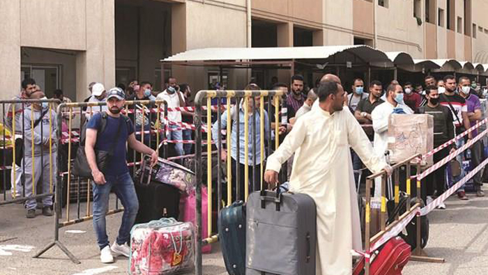 Mass exodus of expat workers in GCC expected due to COVID-19 pandemic