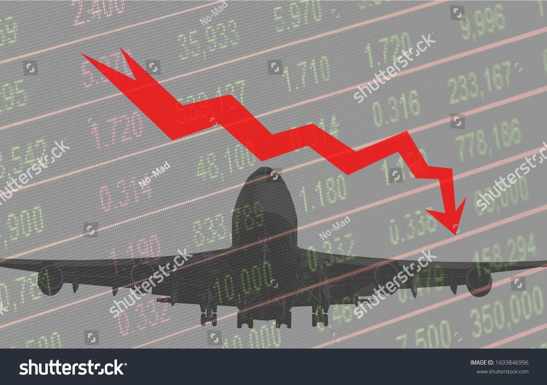 خسائر النقل الجوي في العالم 84 بليون دولار
