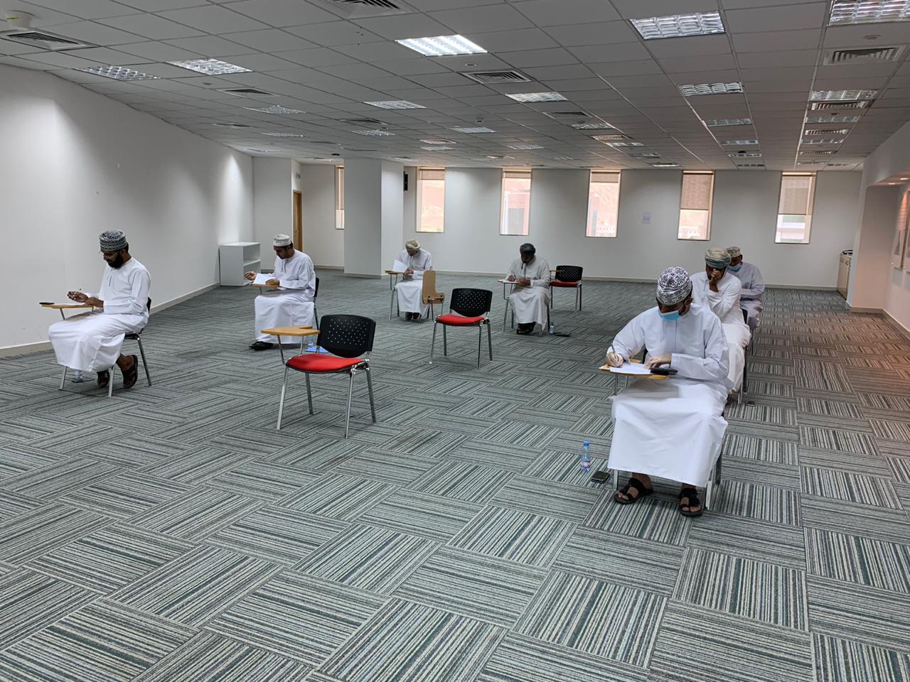 المركز الوطني للتشغيل: حضور 14 باحث عن عمل من أصل 20 اليوم لإجراء اختبار وظيفي