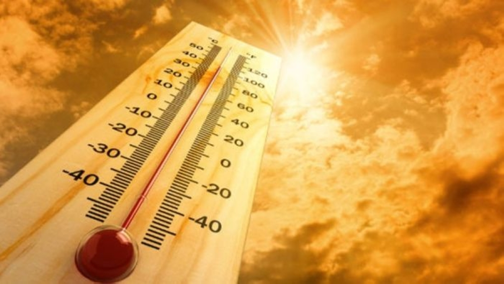 Highest temperature in Oman recorded on Friday