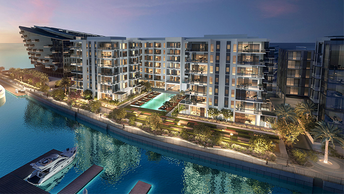 Al Mouj Muscat begins construction of exclusive marina apartments 'Juman Two'