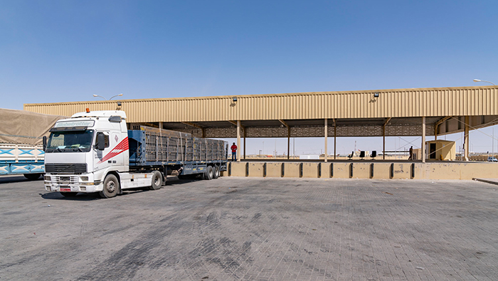 Container handling operations launched at Mazunah Dry Port