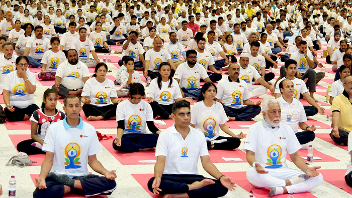 Importance of Yoga and Ayurveda during COVID-19 times
