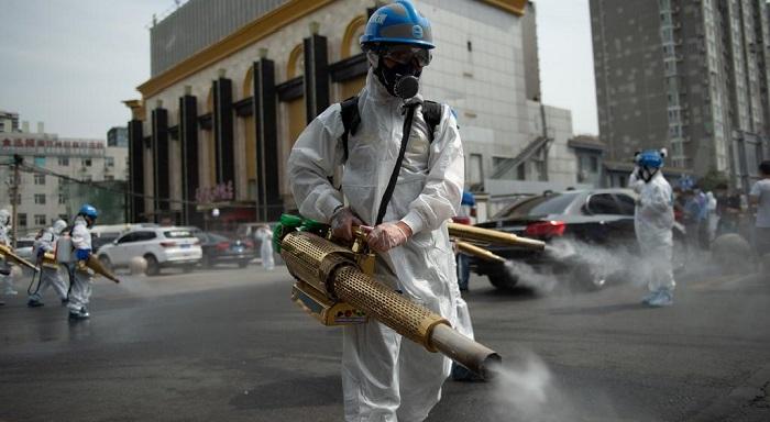 Lockdown in Beijing extended citywide as outbreak grows