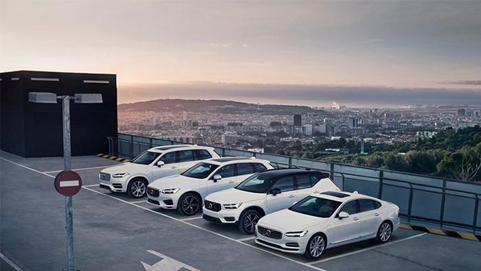 Experience the luxury of Volvo