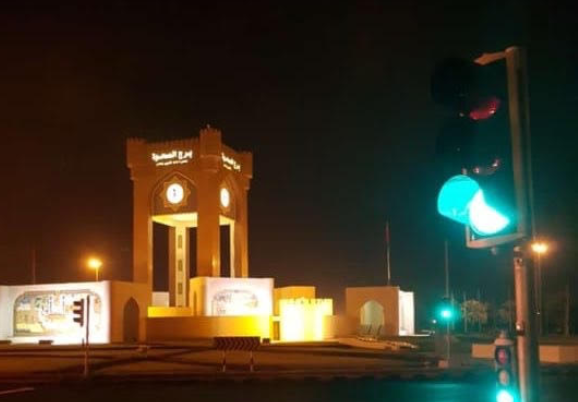 Traffic lights to start at roundabout in Muscat