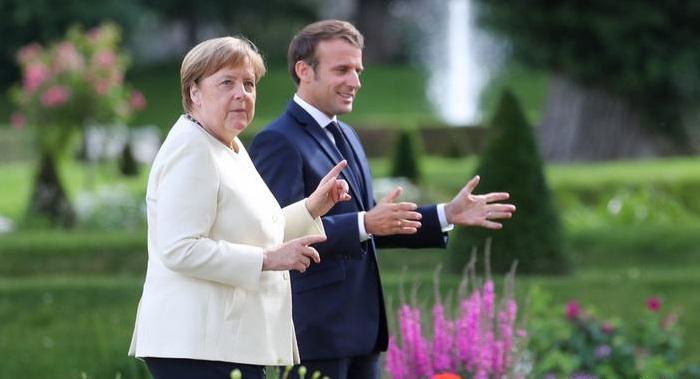 Germany's Merkel vows to spearhead coronavirus recovery efforts