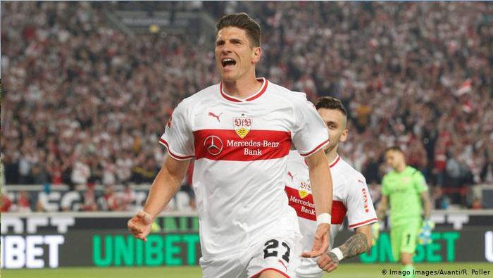 Stuttgart striker Mario Gomez retires