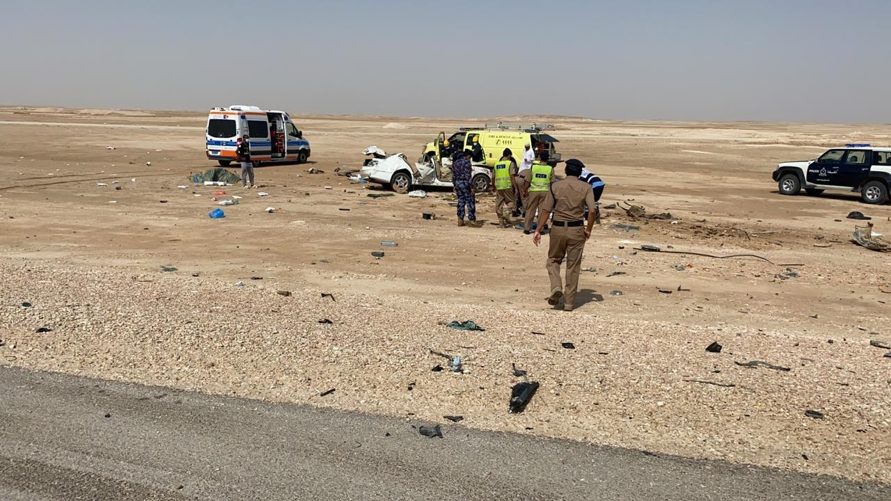 Four die, one injured in Oman road accident