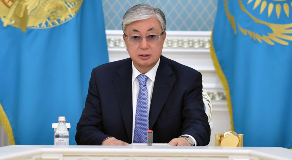 Kazakhstan's model of power transit: One year of Kassym-Jomart Tokayev's presidency