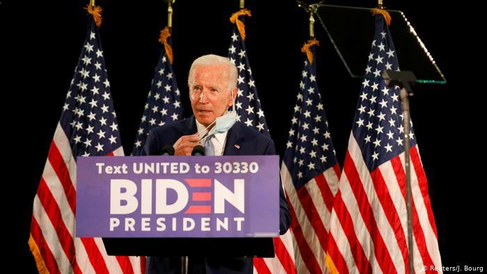 Joe Biden officially clinches US Democratic nomination