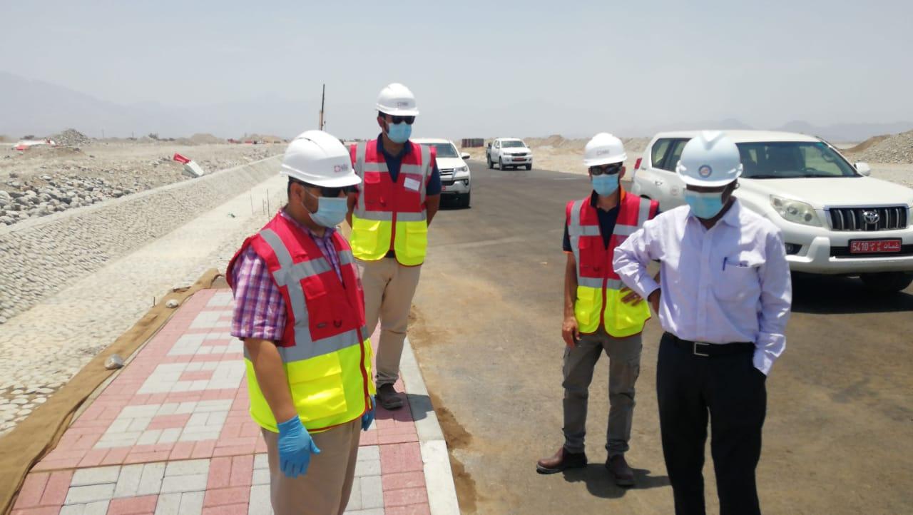 """مشروع """"مدائن"""" بمهندسين عمانيين"""