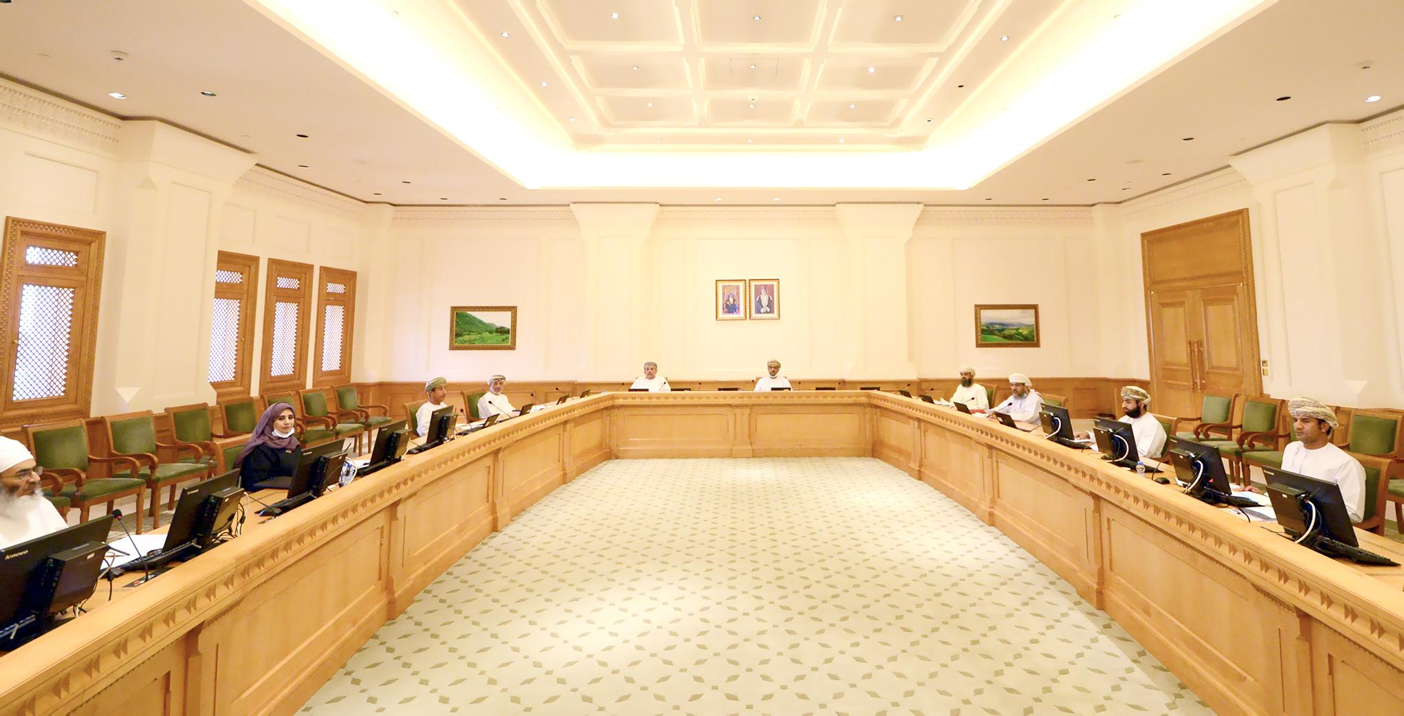 قانونية الدولة تستضيف عددا من مسؤولي وزارة العدل