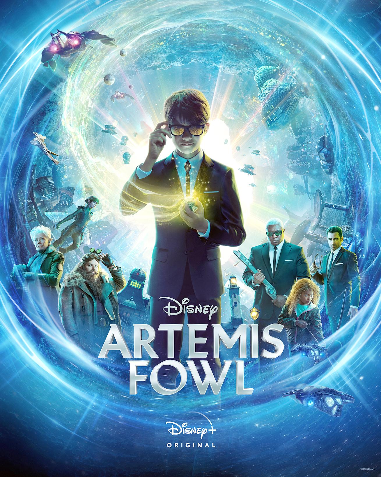OSN تستعد لبث العرض الأول لفيلم ديزني Artemis Fowl
