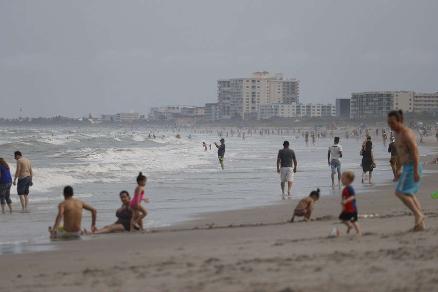 US state of Florida sets new record for daily coronavirus cases
