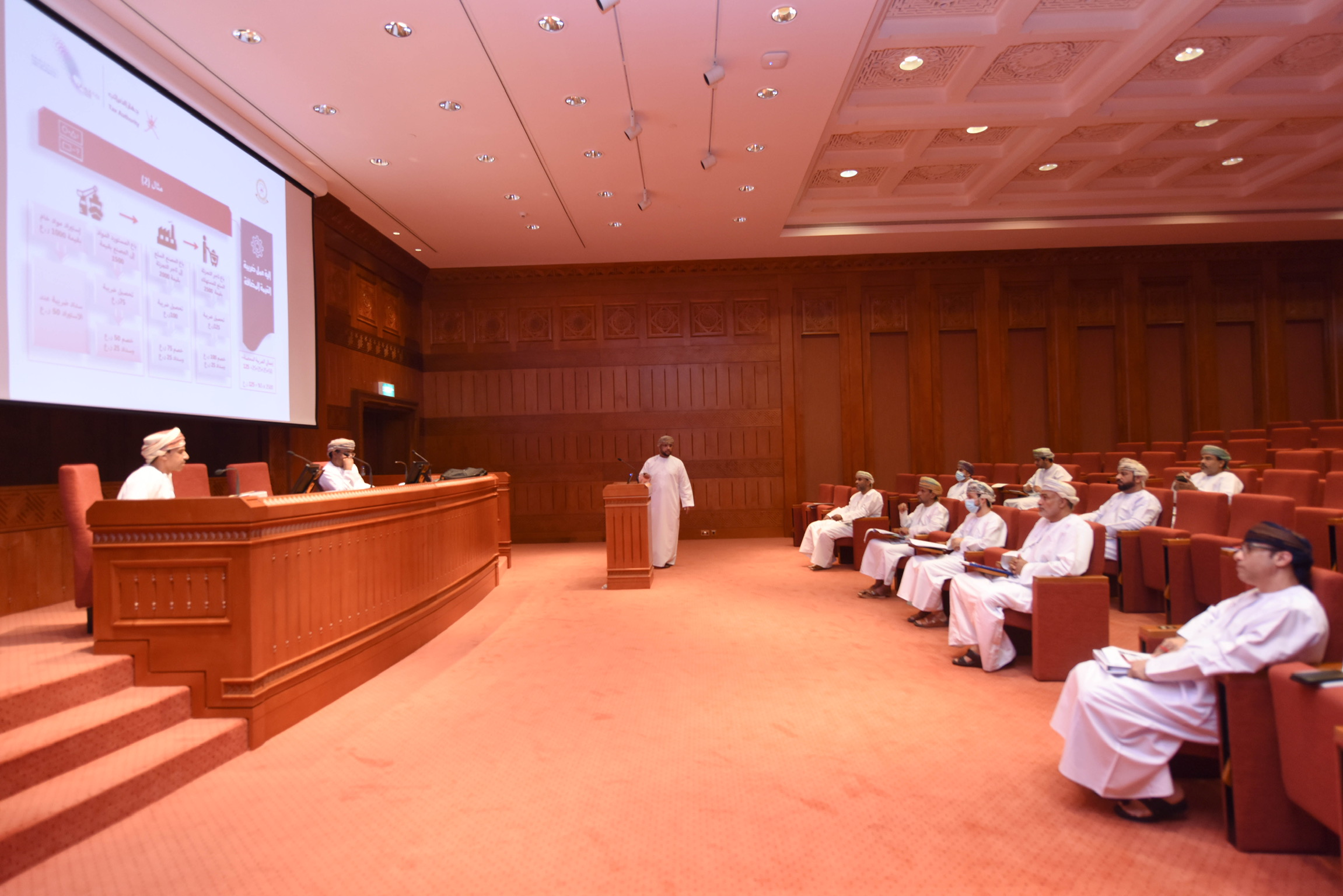 Majlis Al Shura panel completes deliberations on draft VAT Law