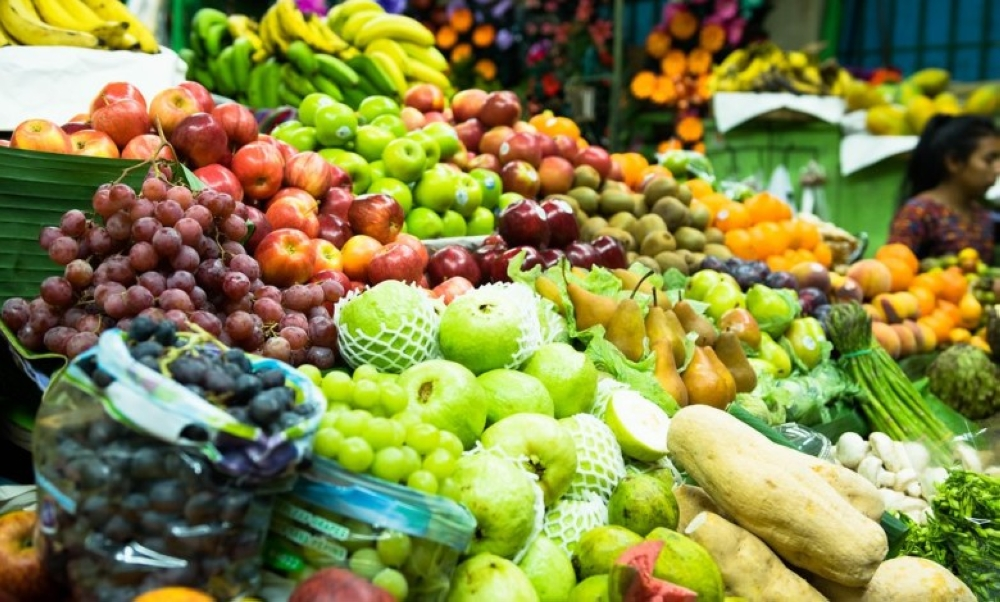 إطلع على متوسط أسعار الخضروات و الفواكة اليوم في سوق الموالح