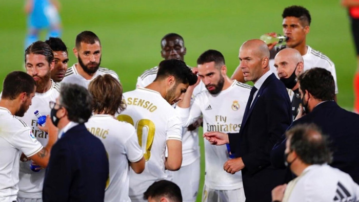 Home win to crown Real Madrid as champions of La Liga
