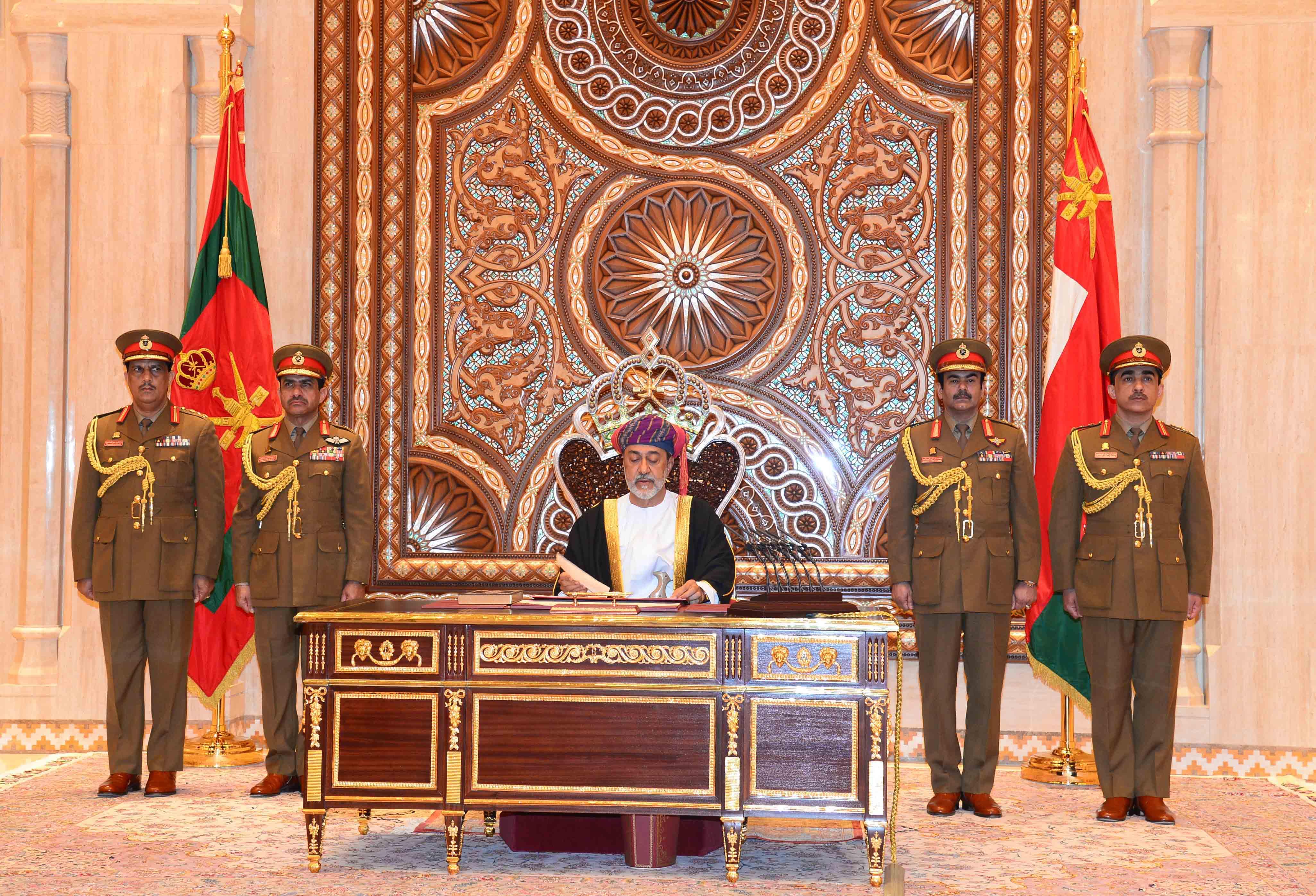 إشادة دولية بالنهج التنموي السديد لجلالة السلطان المعظم