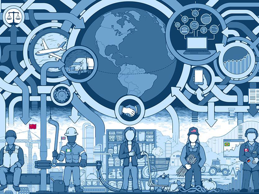 تقرير: 395 مليون فرصة عمل تنتظر عمال العالم بحلول2030
