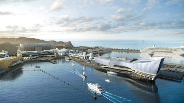 Omran to take over waterfront project in Muttrah