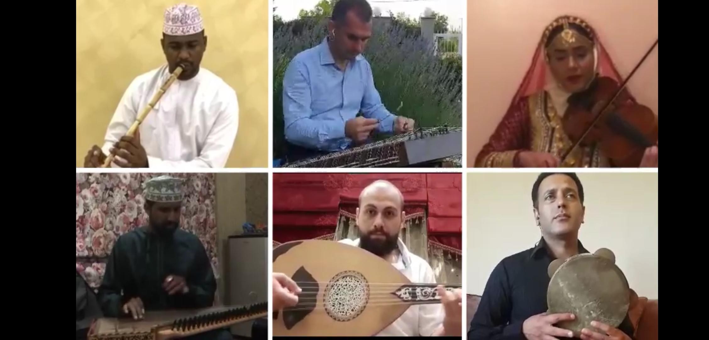 وزارة شؤون الفنون تطلق عمل غنائي مشترك مع فنانين من لبنان