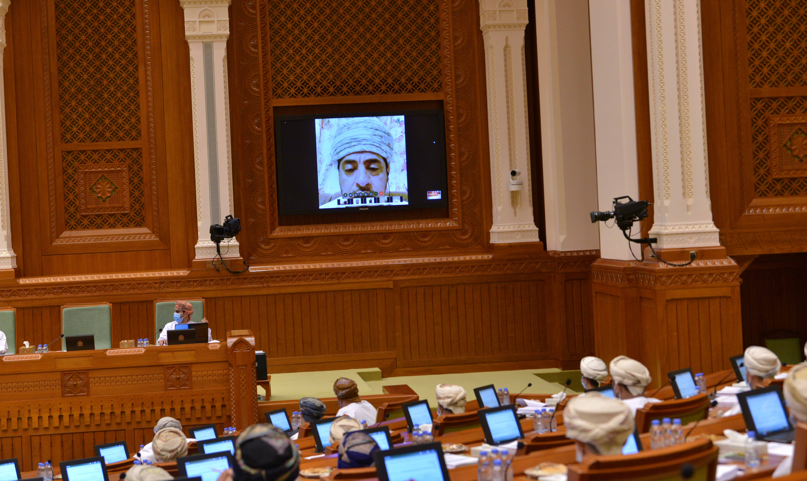 Majlis Al Shura discusses Value Added Tax Draft Law