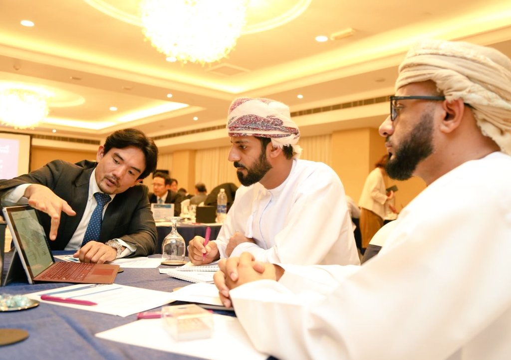 Japan one of Oman's largest trading partners