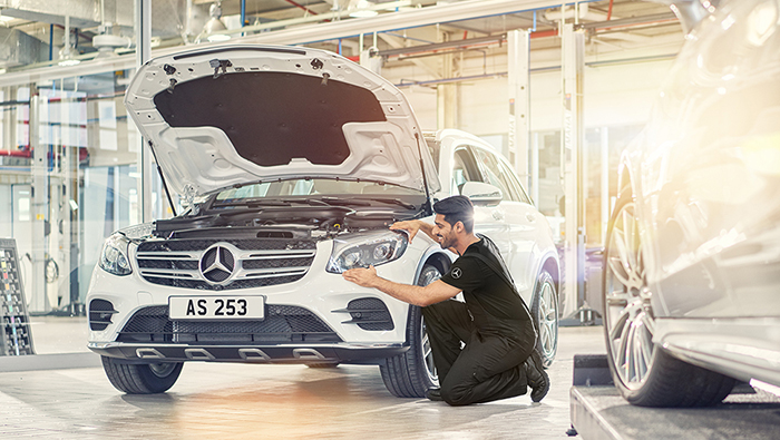 Mercedes-Benz Oman unveils new Modern Classic Campaign