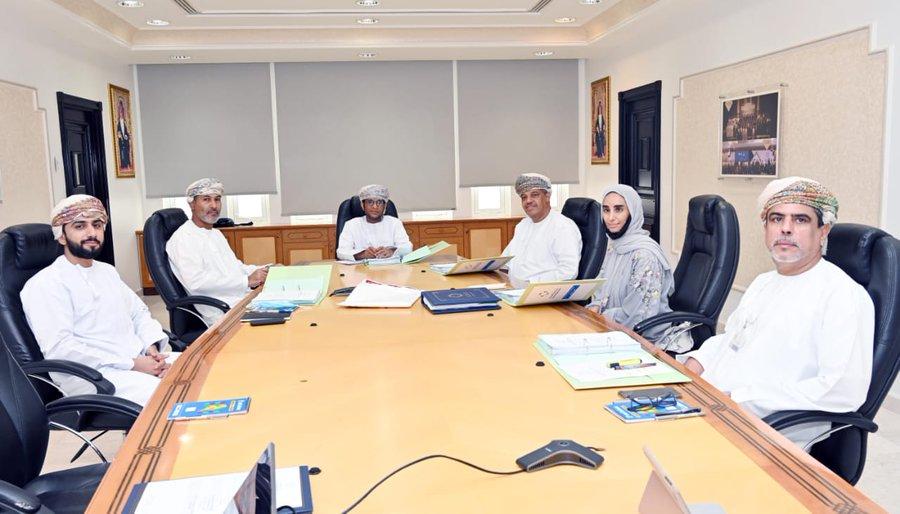 بنك التنمية العماني يعقد اجتماعة الأول بعد تغيير مجلس الإدارة
