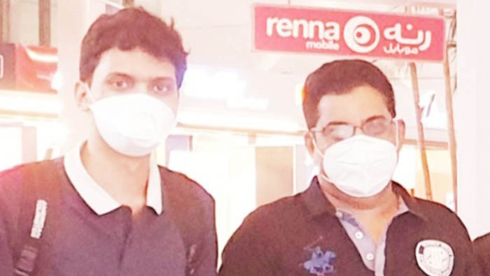 Indian expats relieved to be reunited with families in Oman