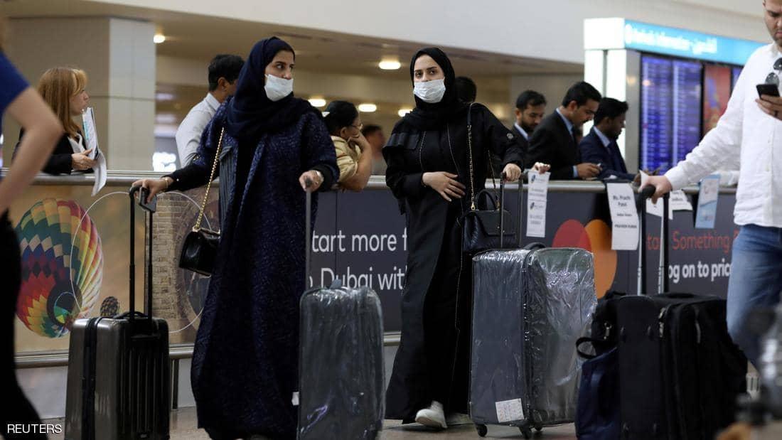 الإمارات تلزم جميع القادمين إليها بإجراء فحص كورونا