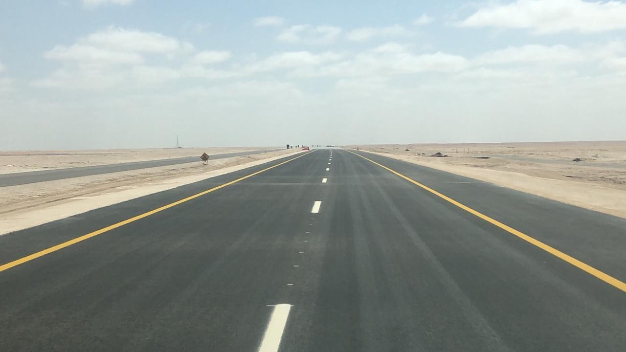 22km of Adam-Haima-Thumrait carriageway project opened