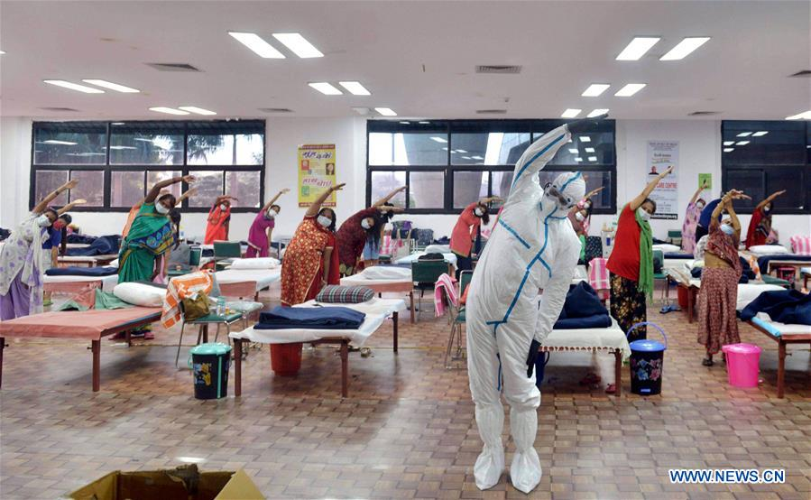India COVID-19 death toll rises to 31,358 as total cases reach 1,336,861