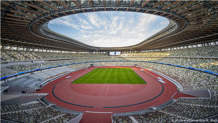 Japanese excitement waning one year to Olympics Games