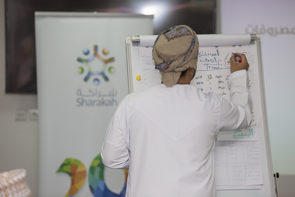 Sharakah continues providing services and support to SMEs