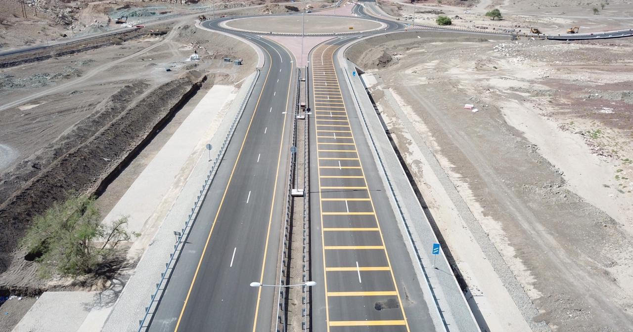 New carriageway opened in Oman for traffic
