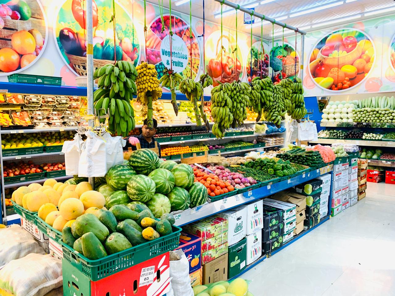 Enough foodstuffs in local markets, no need to stock up: Officials