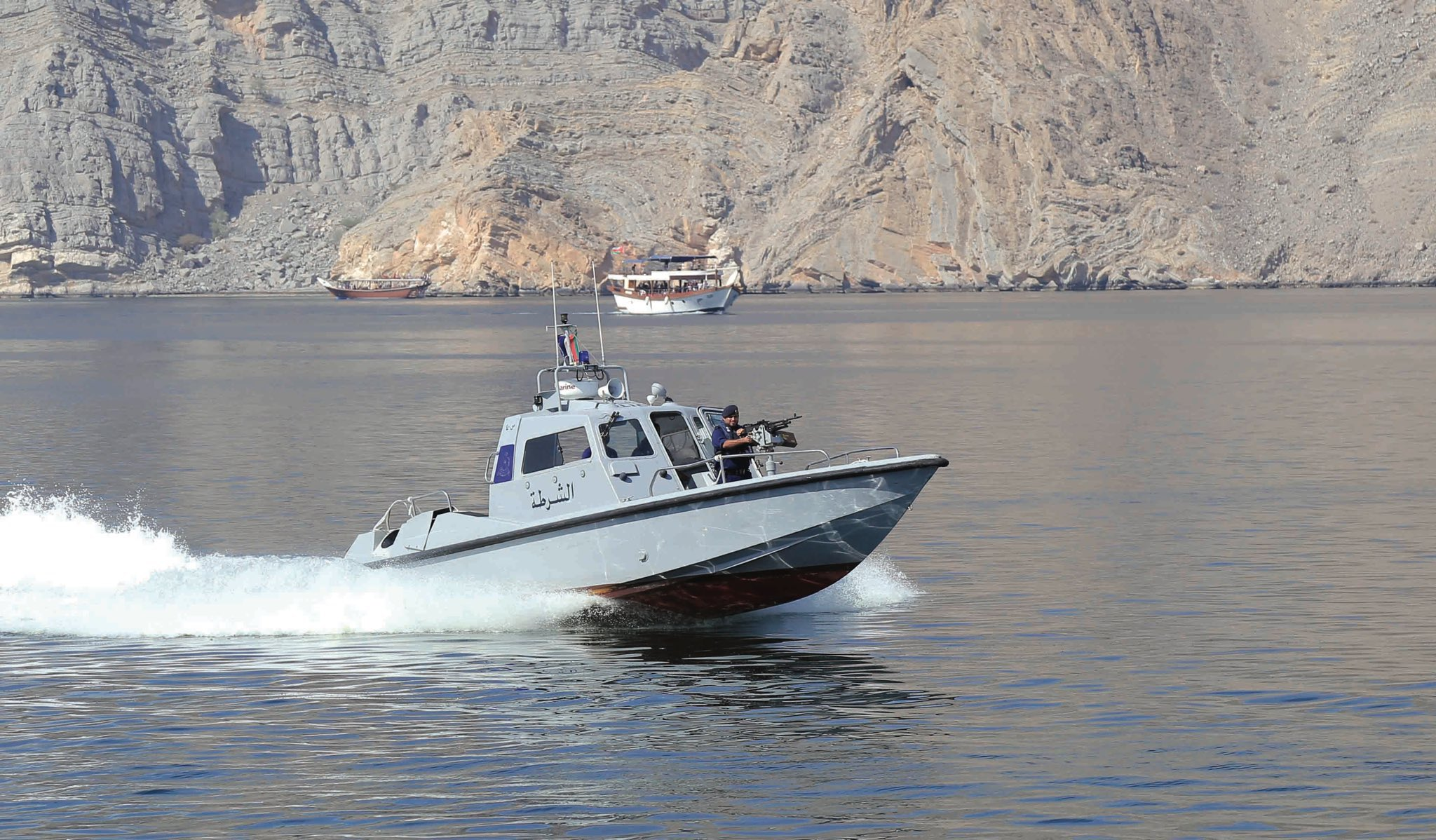 Four arrested for attempting illegal entry into Oman