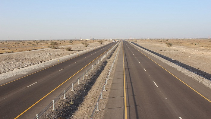 New stretch of highway opened in Oman