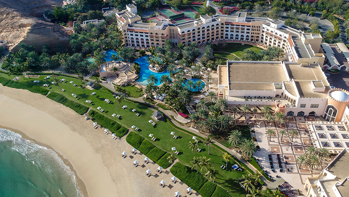 Shangri-La Barr Al Jissah Resort & Spa Muscat to re-open its doors on July 30 with extensive offers