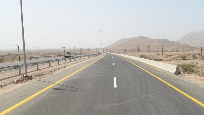 New stretch of road opened in Oman